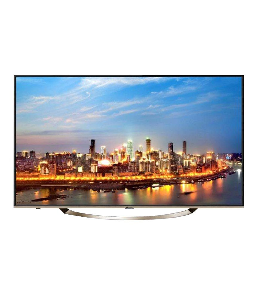 Micromax 43E7002UHD/43E9999UHD 109 cm ( 43 ) Ultra HD LED Television With 1 + 2 Year Extended Warranty