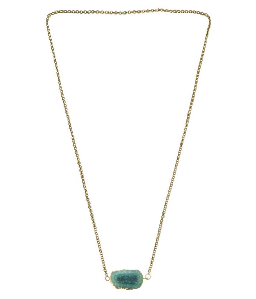 Rejewel Green Pendant