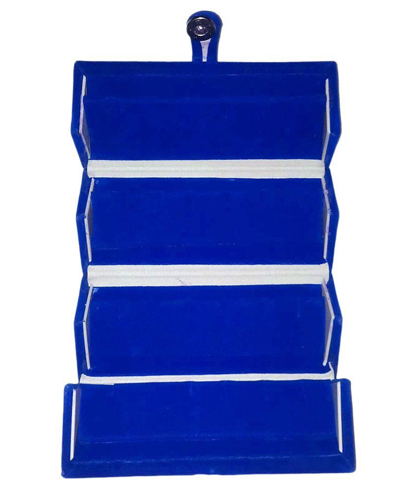 Abhinidi Blue Earrings Box