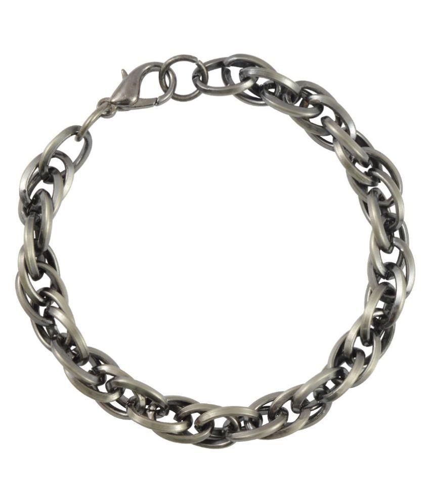 Sarah Silver Bracelet