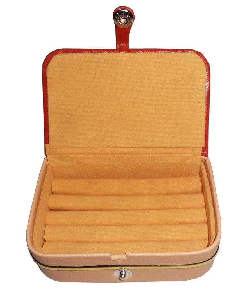 Abhinidi Orange Ring Box