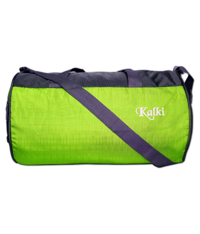 Kalki Green Gym Bag