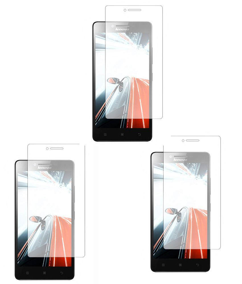 Lenovo A6000 Tempered Glass Screen Guard By Mocell