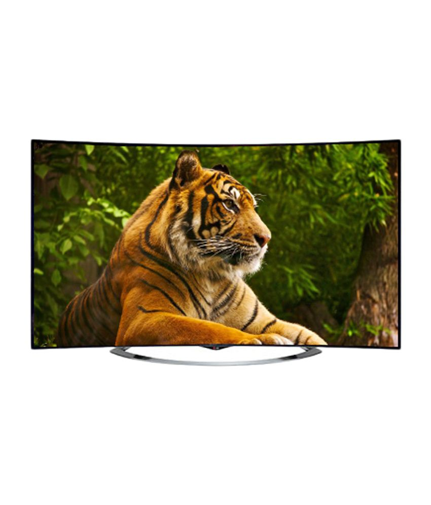 LG 65EC970T 164 cm ( ) 3D Smart Ultra HD (4K) Curved LED Television