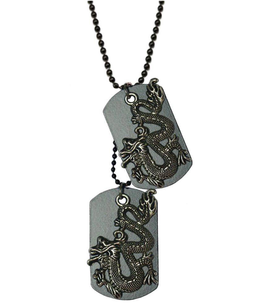 Men Style Silver Alloy Pendant for Men