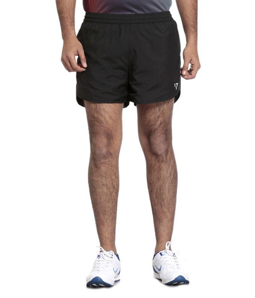 Seven Black Shorts