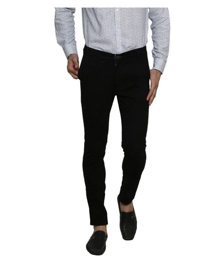 UNQ Black Slim Flat