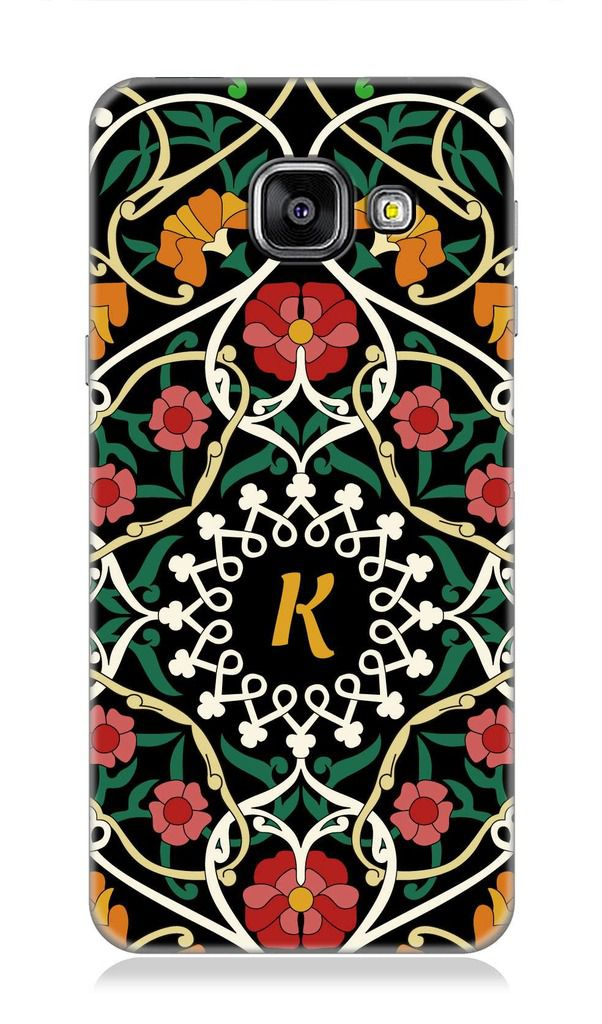 Samsung Galaxy A3 2016 Printed Cover By 7C