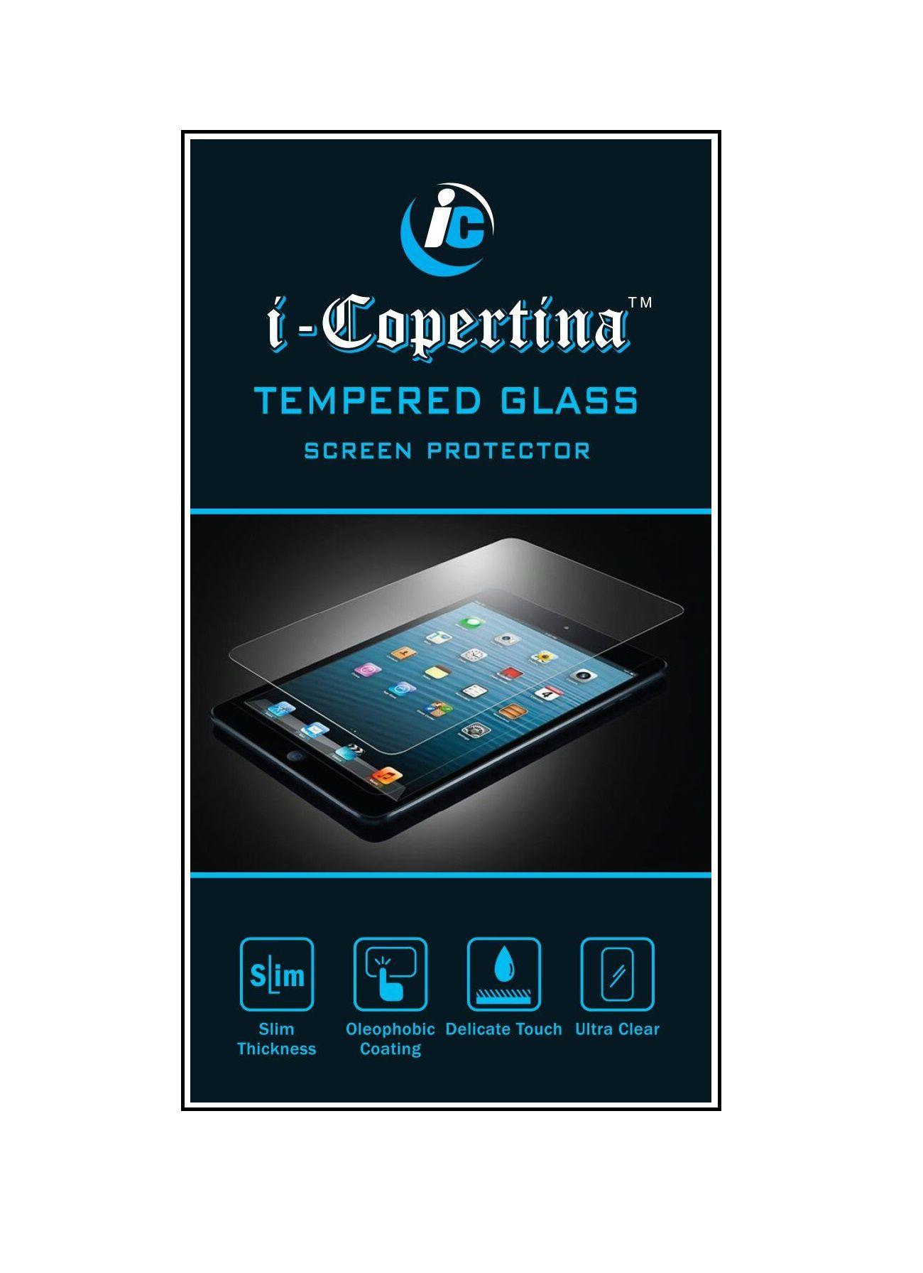 swipe elite plus tempered glass screen guard by icopertina mobile