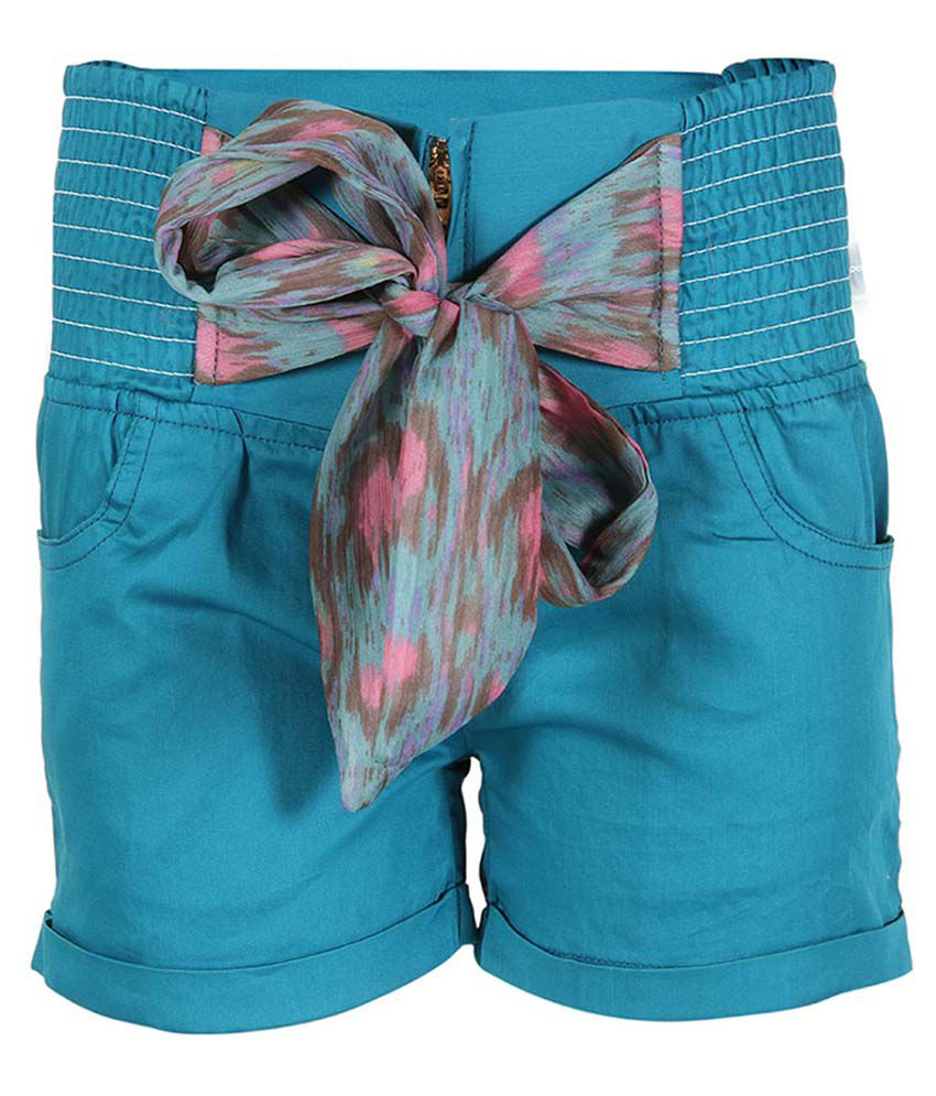 Miss Alibi Blue Short