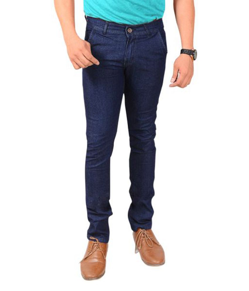 Montare Club Dark Blue Relaxed Washed