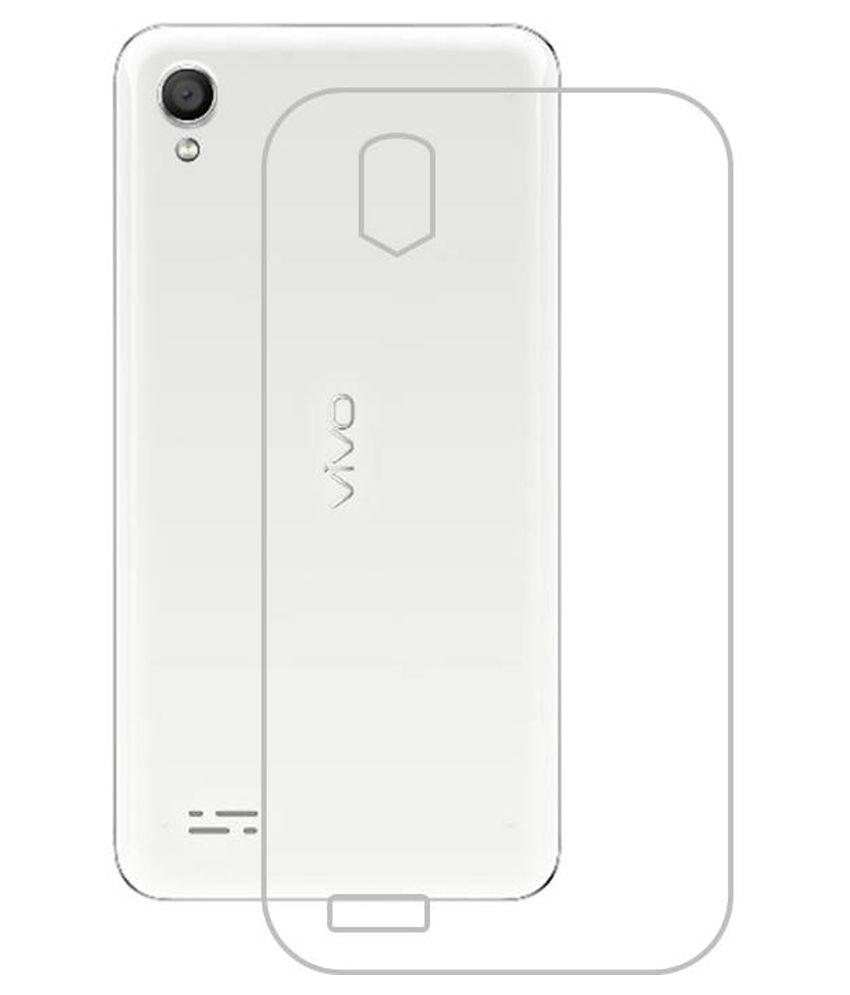 cheap for discount ac77d 39687 Vivo Y31 Cover by SNI - Transparent