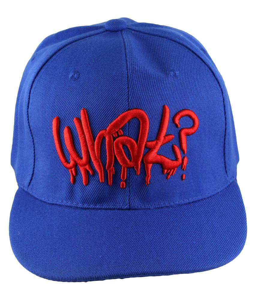 Air Fashion Blue Cap for Men