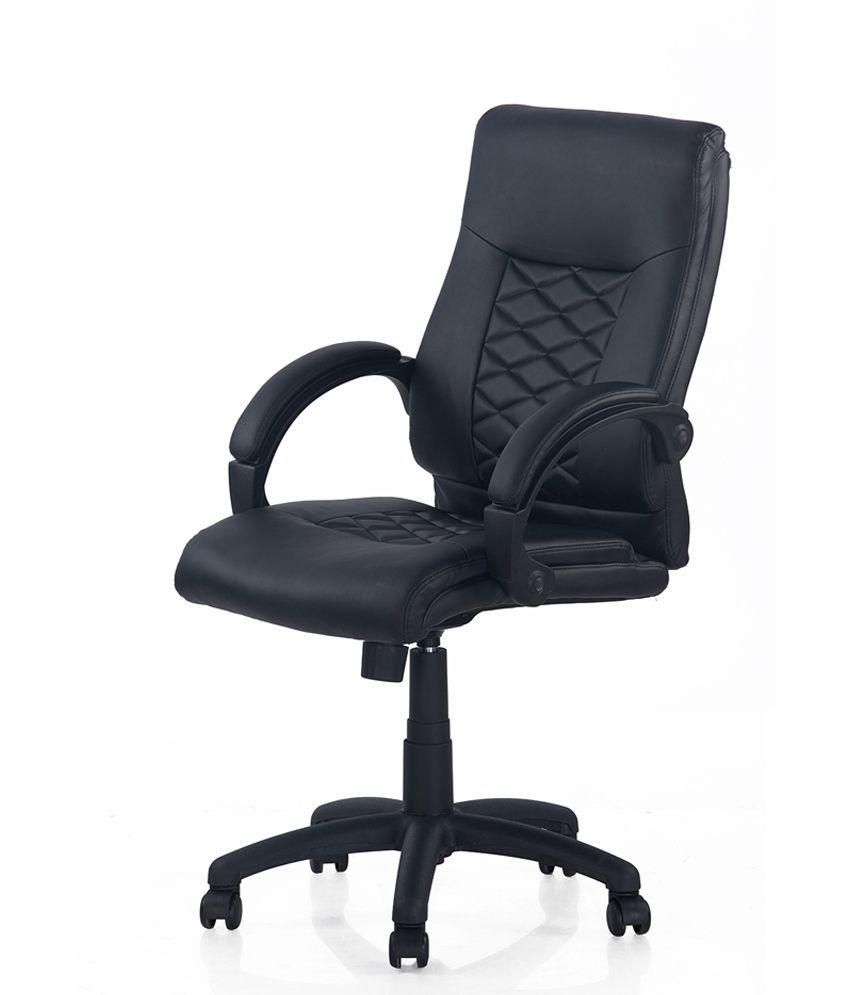 Nilkamal Majestic Medium Back Office Chair