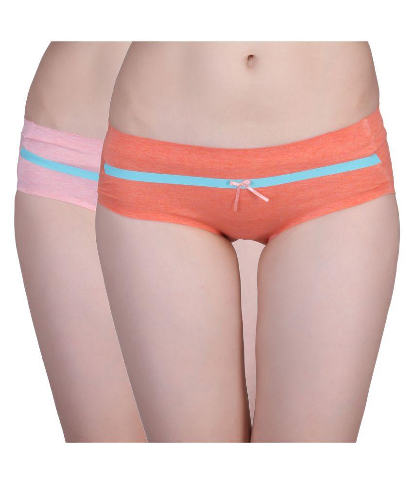 Zorgeous Multi Color Cotton Panties