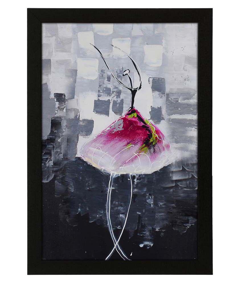 Delight Delight Art Frame MDF Art Prints With Frame Single Piece