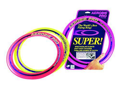 Weitere Sportarten Aerobie Pro Ring Single Unit Yellow