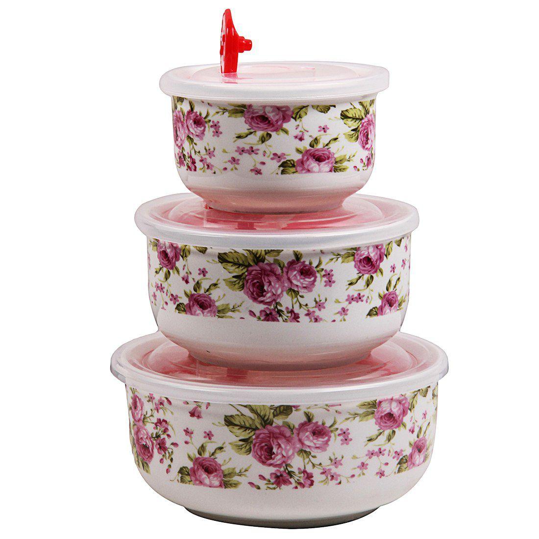 Eloisa Ceramic Serving Bowls Set Of 3 Buy Online At Best Price In