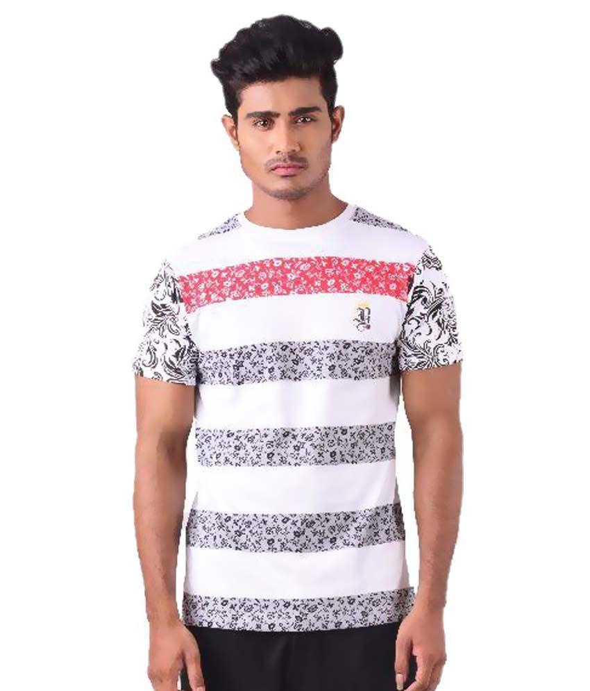 Innit Bruv Multi Round T-Shirt