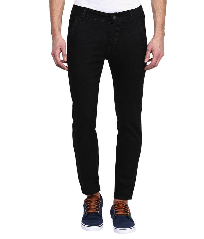 Haltung Multi Slim Solid With Socks - Pack Of 2
