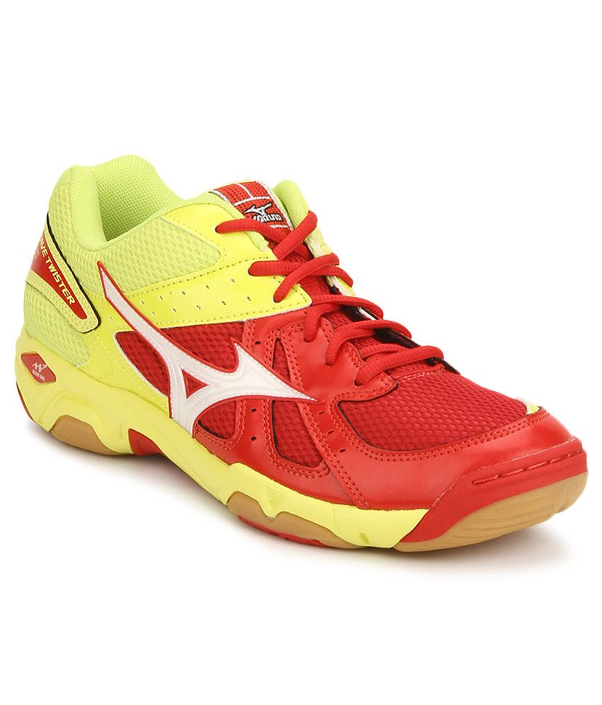 f91c477e560f Mizuno Wave Twister 4 Multi Color Badminton Sports Shoes - Buy Mizuno Wave  Twister 4 Multi Color Badminton Sports Shoes Online at Best Prices in India  on ...
