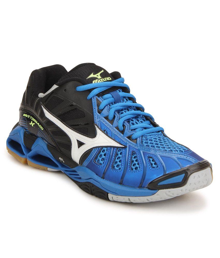 Mizuno Wave Tornado X Multi Color Badminton Sports Shoes