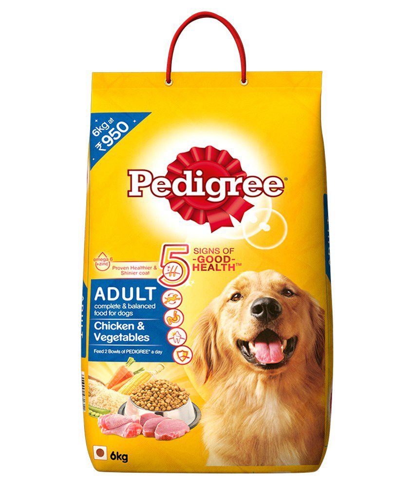 Pedigree Can Dog Food Price