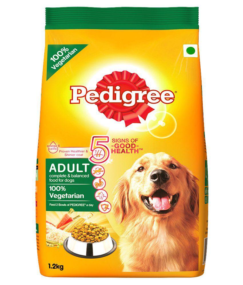 Pedigree Vegetarian Dog Food