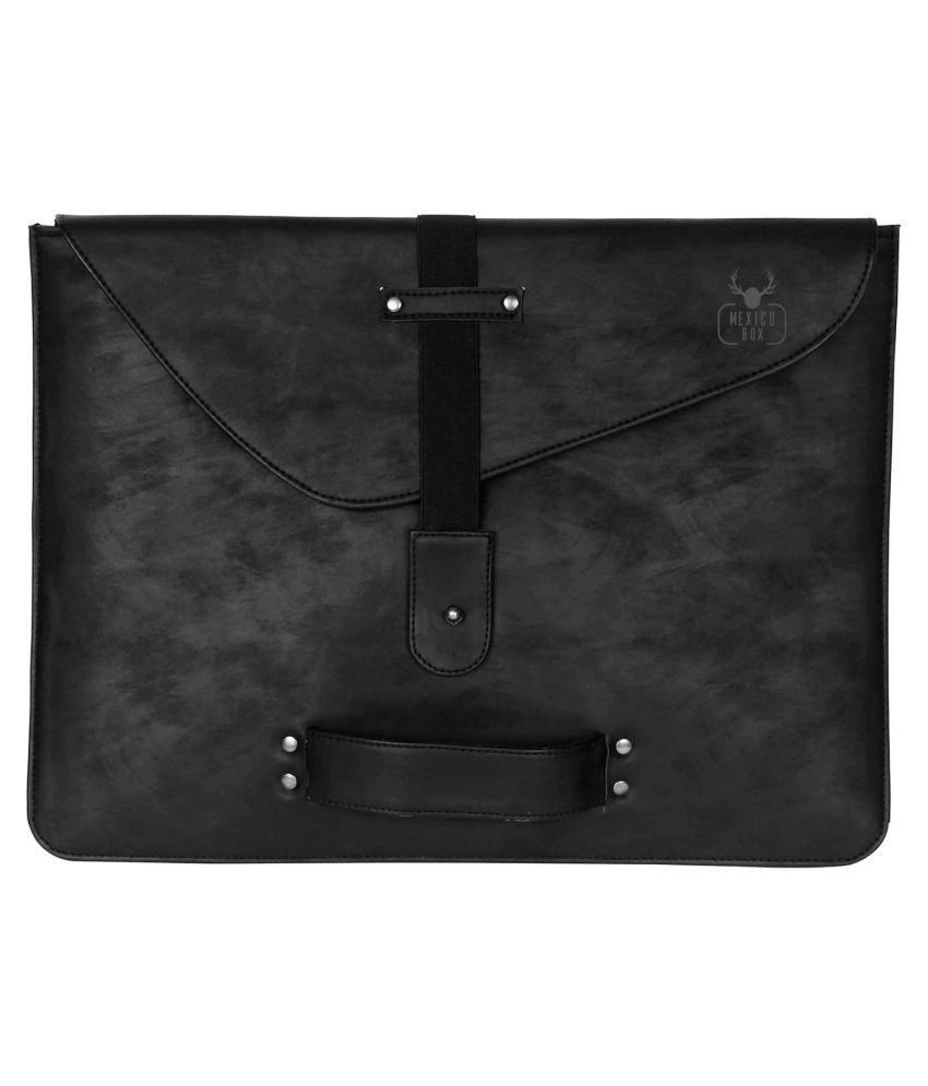 Mexicobox Black Laptop Sleeves