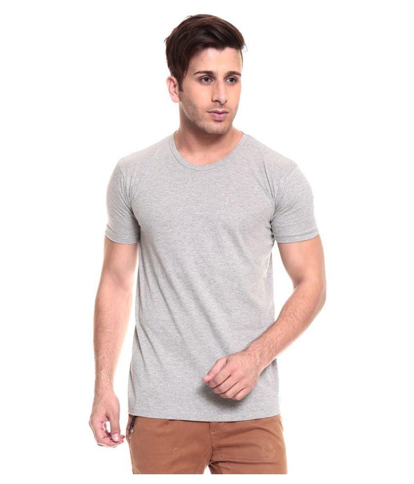 Nimya Grey Round T-Shirt
