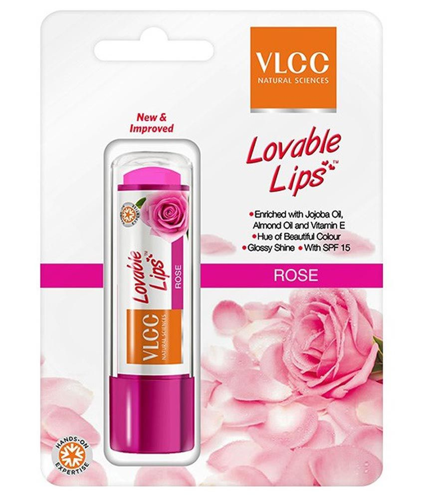 Rose Lip Balm 4.5 gm