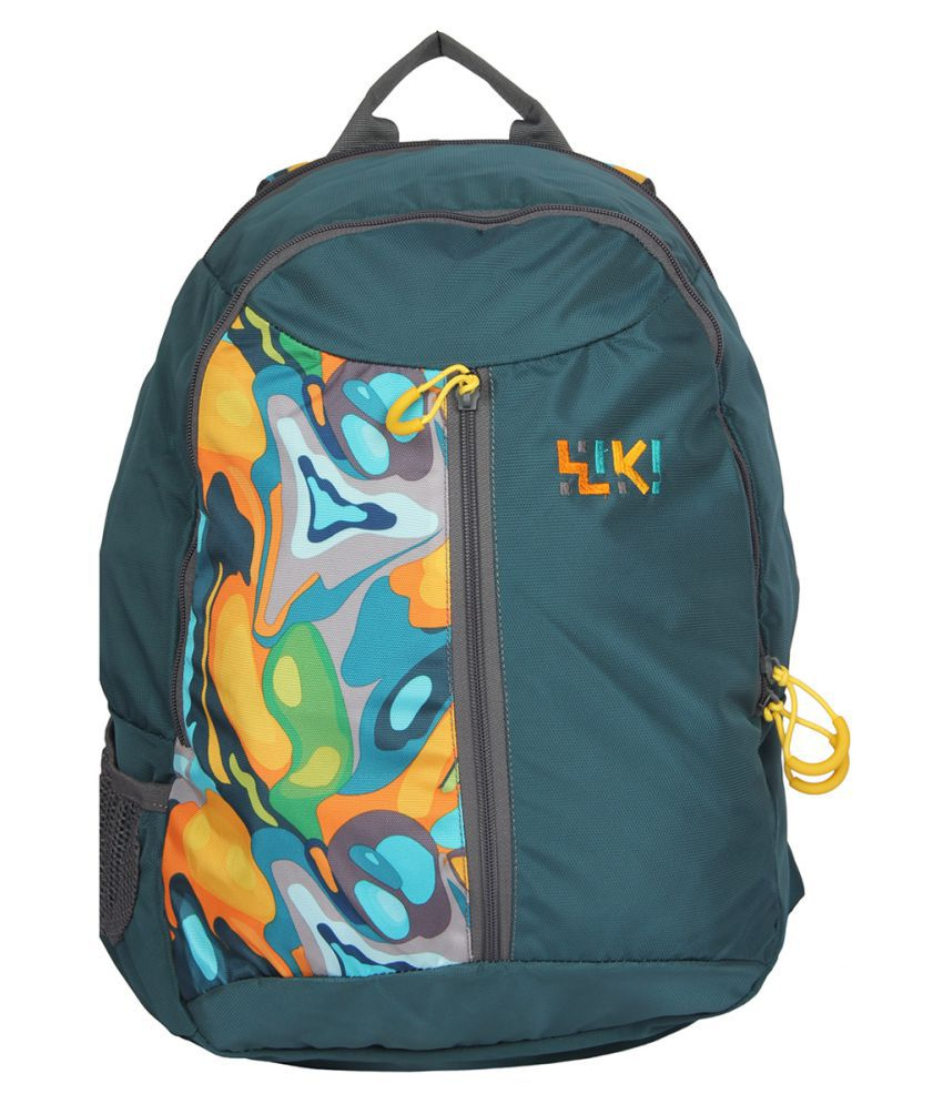 8fd11dfd51 Wildcraft Multicolour Backpack - Buy Wildcraft Multicolour Backpack ...