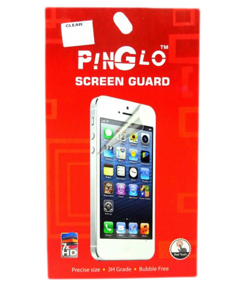 Pinglo Screen Guard for Sony Xperia C3