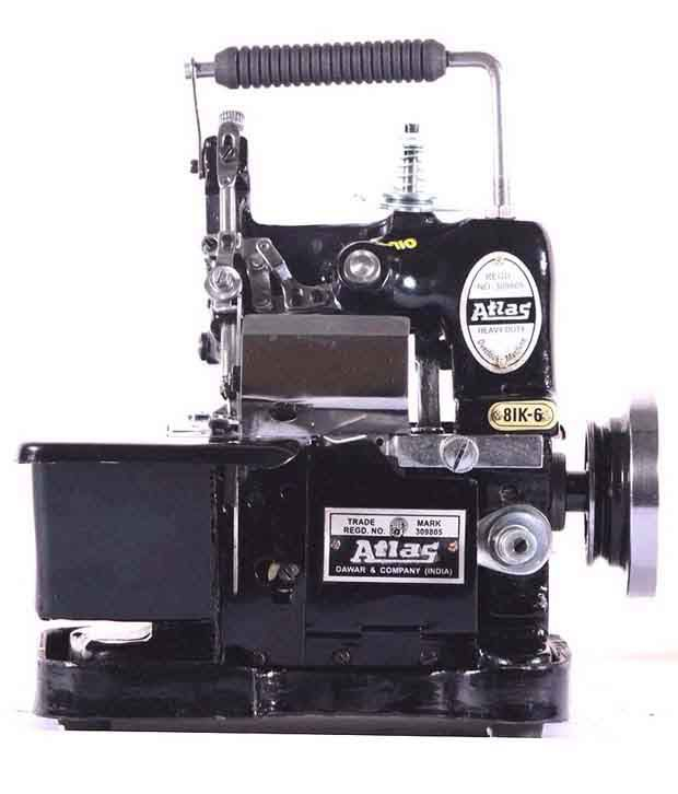 Atlas Overlock Sewing Machine Price In India Buy Atlas Overlock Enchanting Overlock Sewing Machine Price India