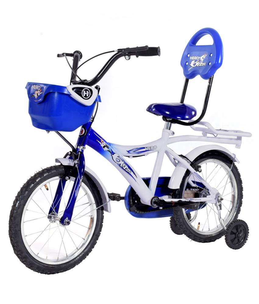 Hero Blaze 16T Bicycle - Blue: Buy Online at Best Price on Snapdeal