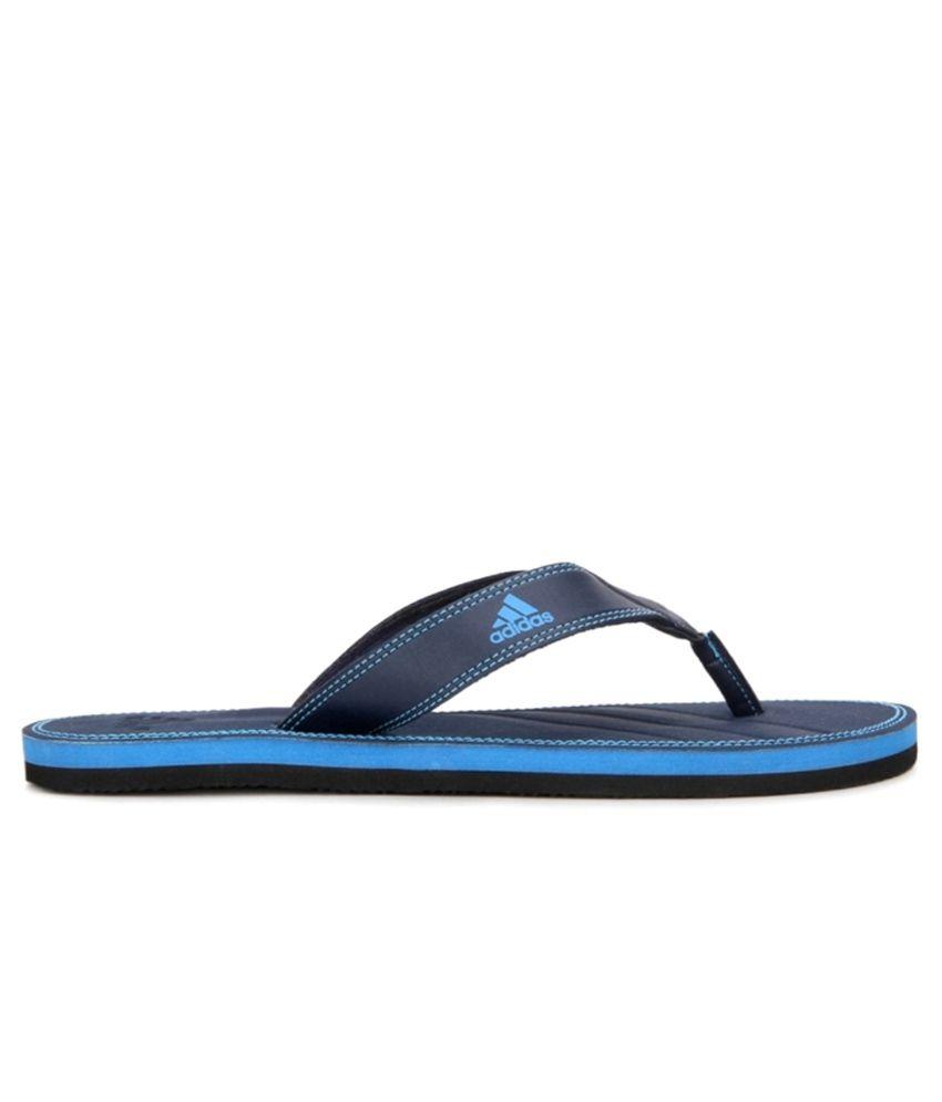96494d9dca3 Adidas Blue Flip Flops Price in India- Buy Adidas Blue Flip Flops ...