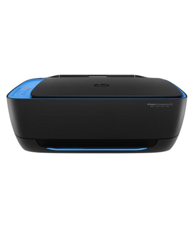 HP 4729 AIO Wireless Inkjet Printer - Black