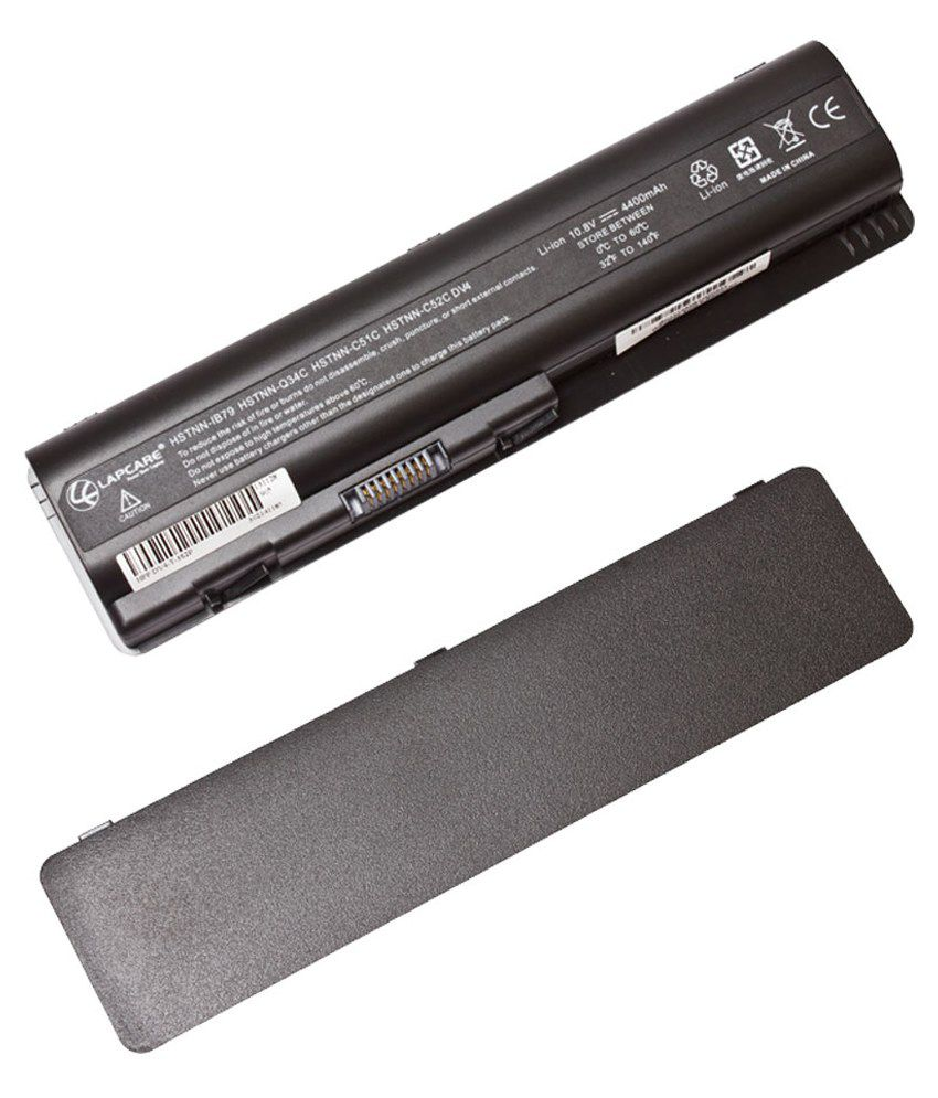 Lapcare 4400 mAh Li-ion Laptop Battery For Compaq Presario CQ60-130ei