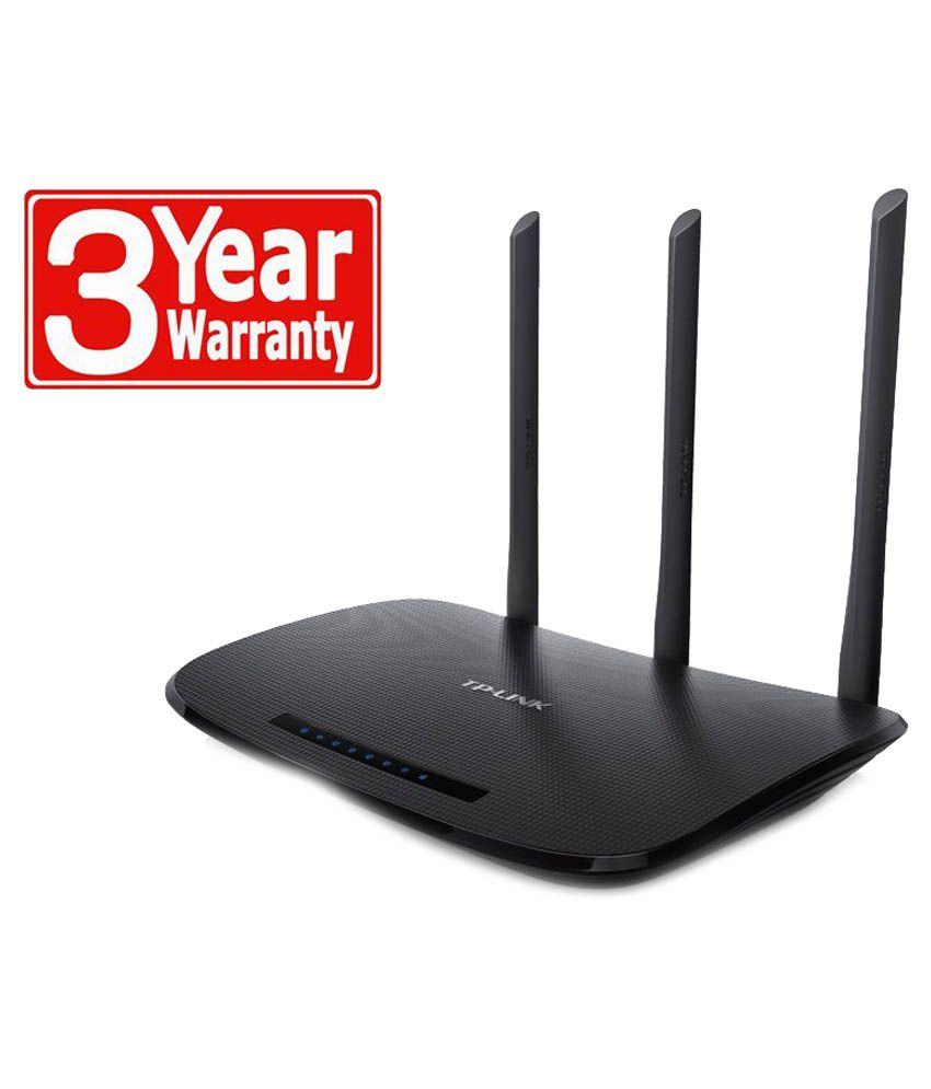 TP-LINK TL-WR940N Wireless-N450 Home Router (Not a Modem)