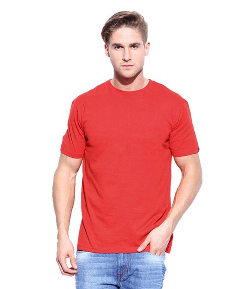 MHA Enterprises Red T-shirt