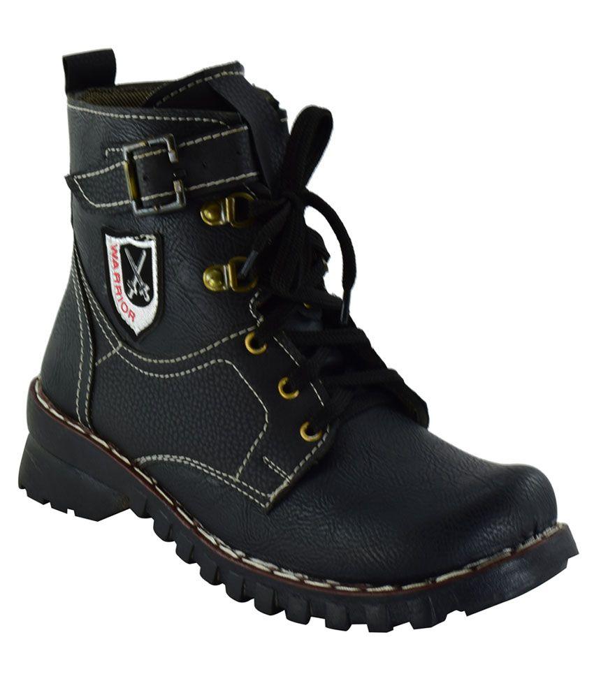 Oxhox Black Boots