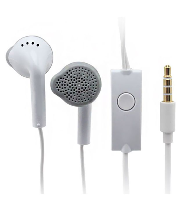 SAMSUNG EHS61ASFWE IN-EAR WIRED EARPHONES WITH MIC - WHITE
