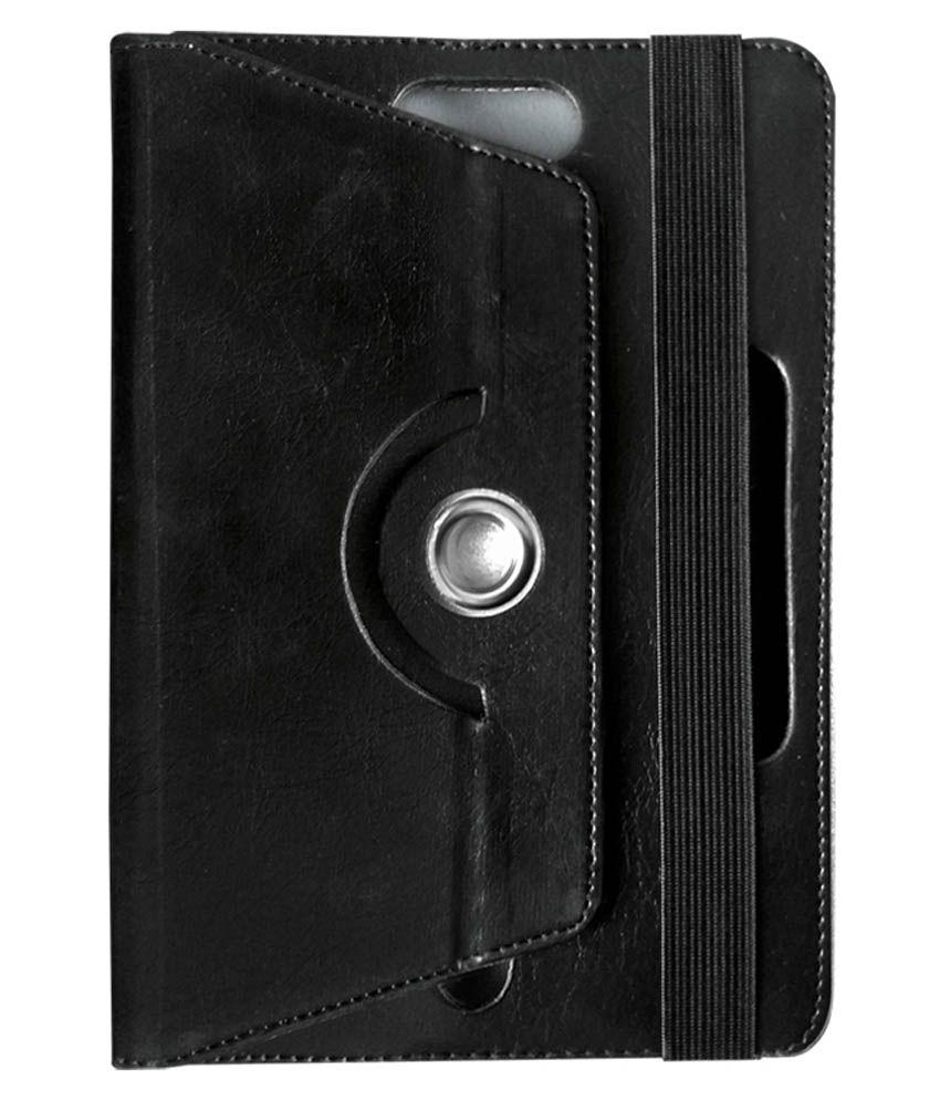 Fastway Rotating Tablet Cover For ASUS Vivotab Smart ME400C-C2-BK 10.1- 64GB Tablet- Black