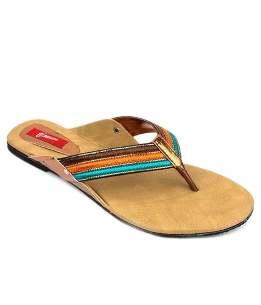 Finesse Multi Flat Slippers
