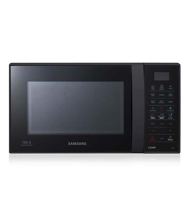 Samsung 21Ltr CE73JD-B/XTL Convection Microwave Oven Black
