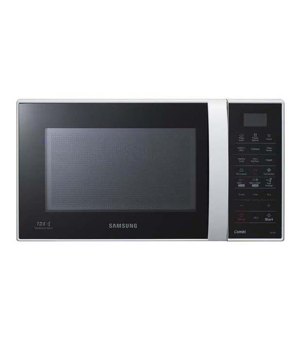 Samsung 21Ltr CE73JD/XTL Convection Microwave Oven Black