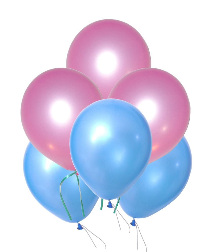 grandshop 50309 balloons metallic hd light blue   pink clip art birthday cake with candles clip art birthday cake pictures