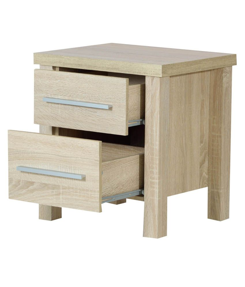 Sonoma Natural Side Table