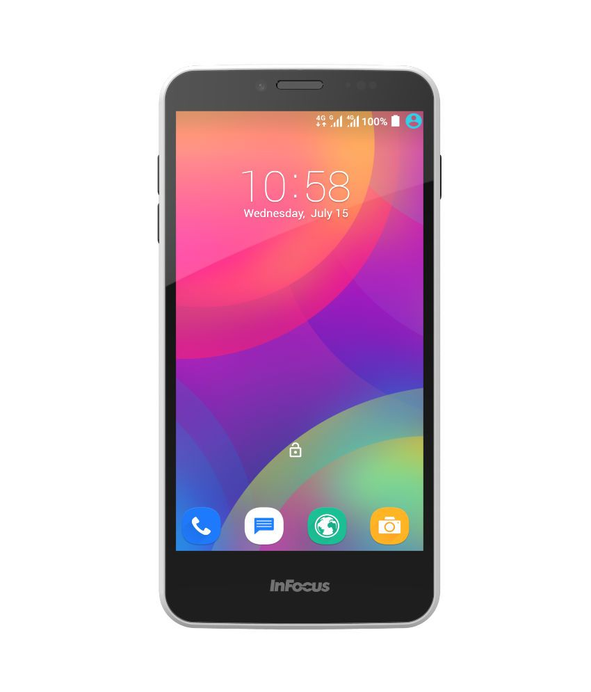 Infocus M370i Price in India: Buy InFocus m370i ( 8GB , 1 GB