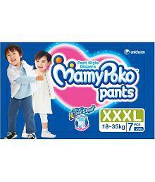 Mamy Poko Pants XXXL (18-35 Kg)-7 Pcs-Set of 3